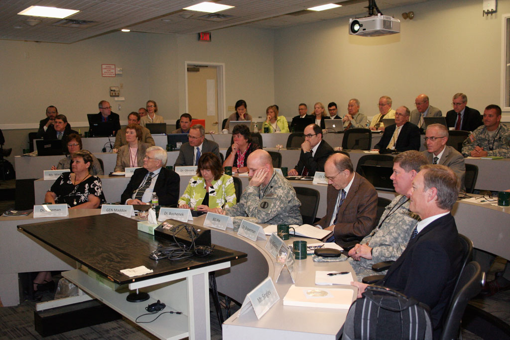 The Army Science Board Meeting July 23-27