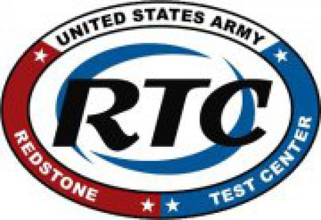 Redstone Test Center logo