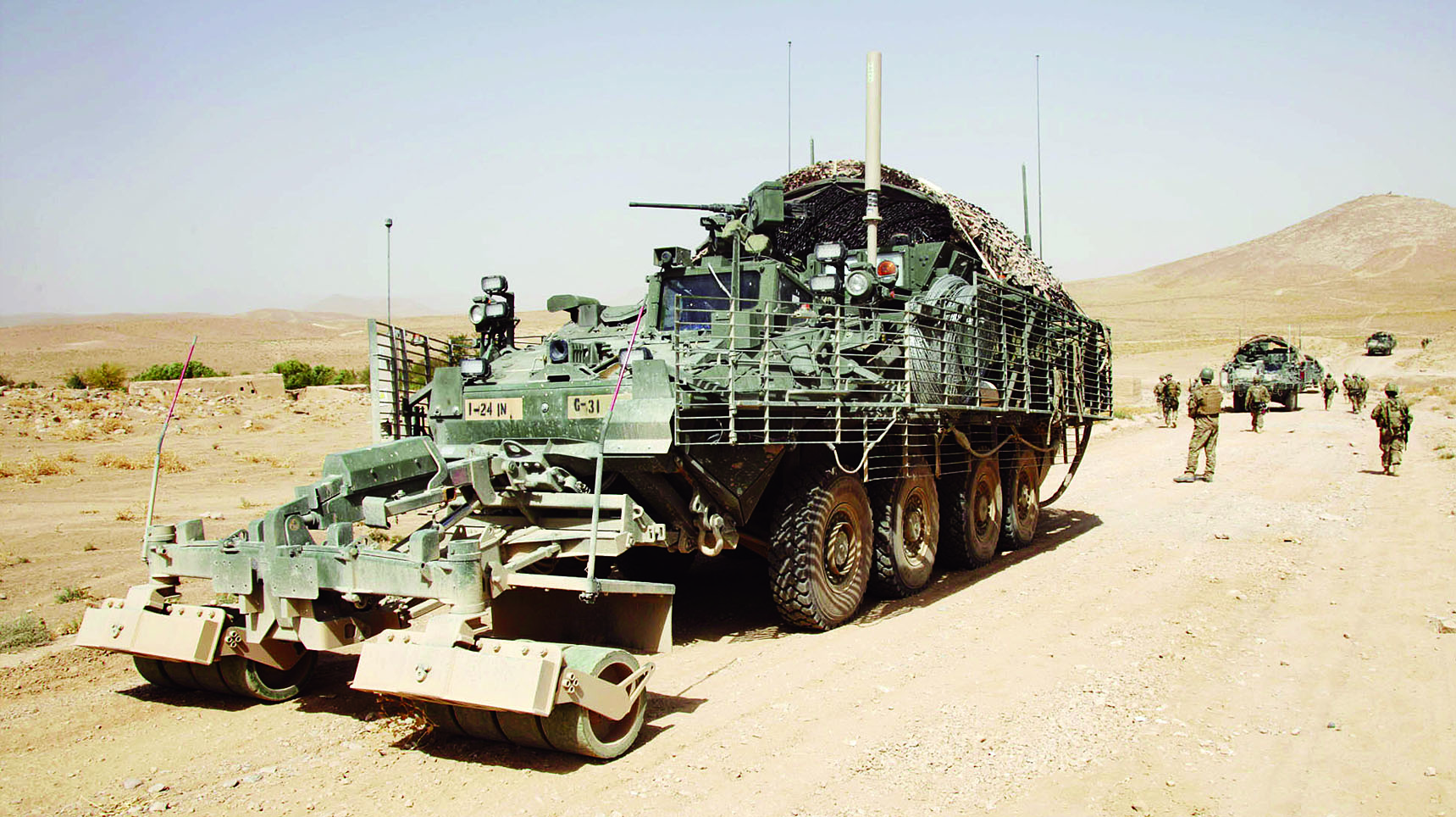 Stryker Family of Vehicles