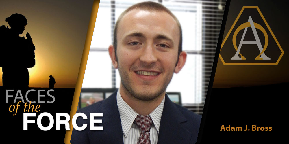 Faces of the Force: Adam J. Bross