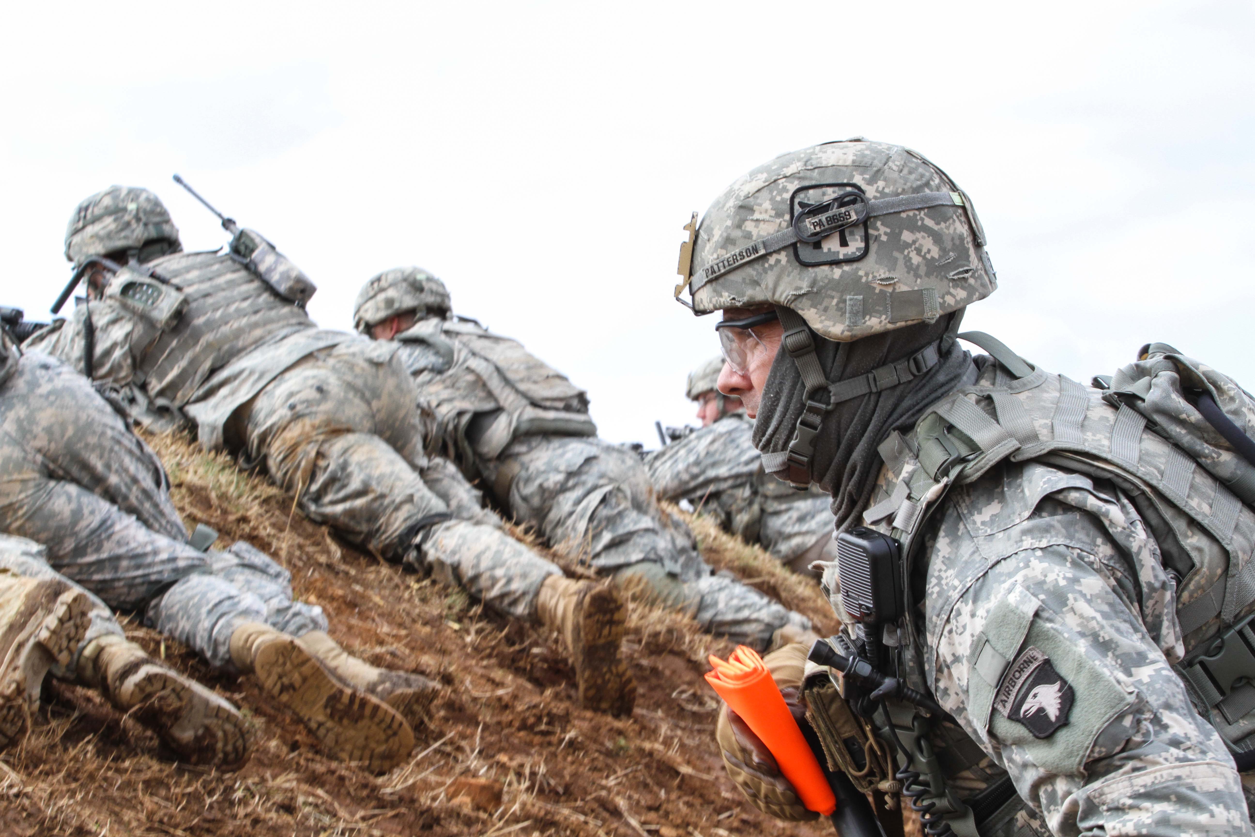 AAC25 101st Airborne advances training with Army network