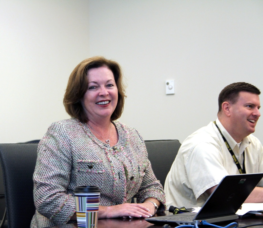 Colleen McQuillan serves as Business Management Division Chief for Project Manager Warfighter Information Network – Tactical.