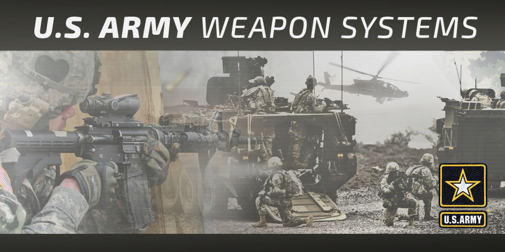 US Army Weapon Systems
