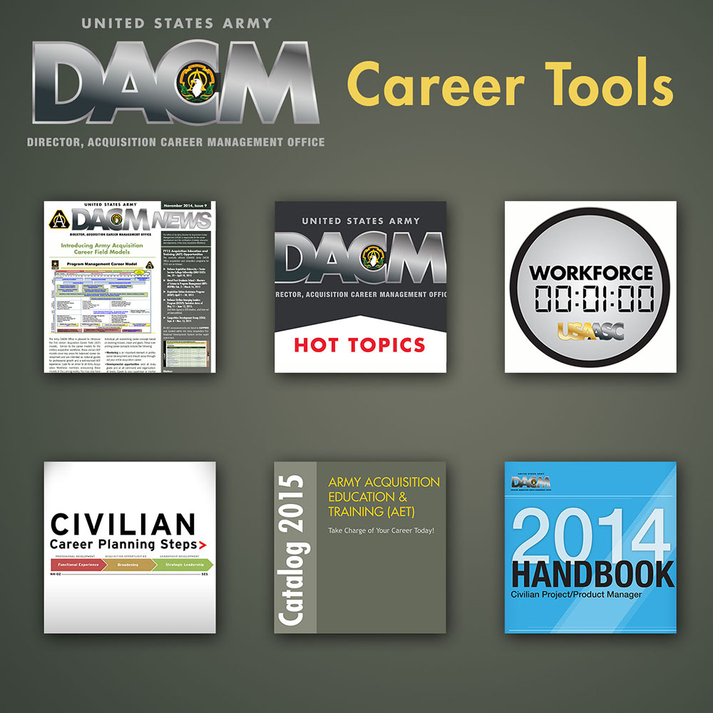 DACM Career Tools