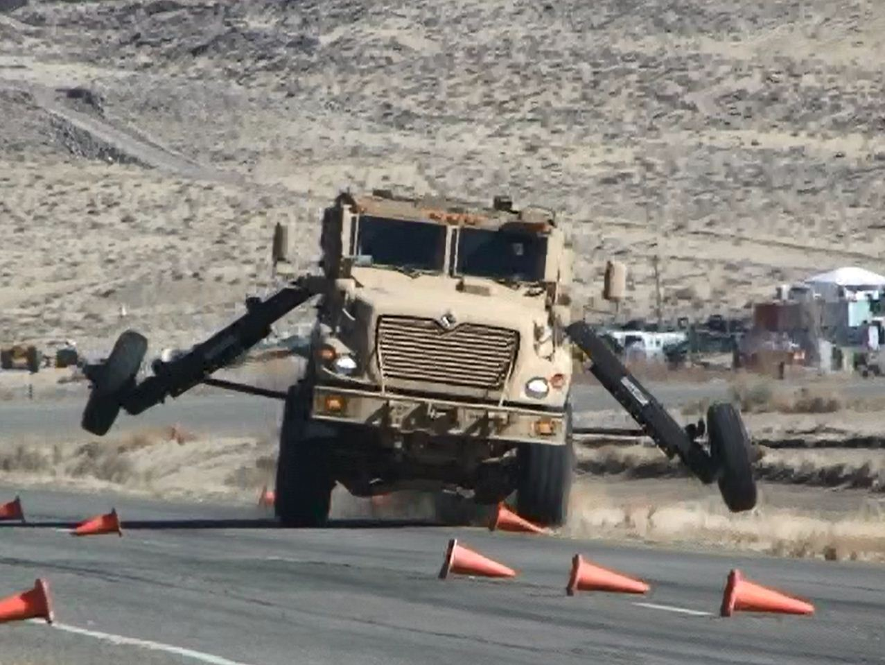 A brand-new MRAP feature