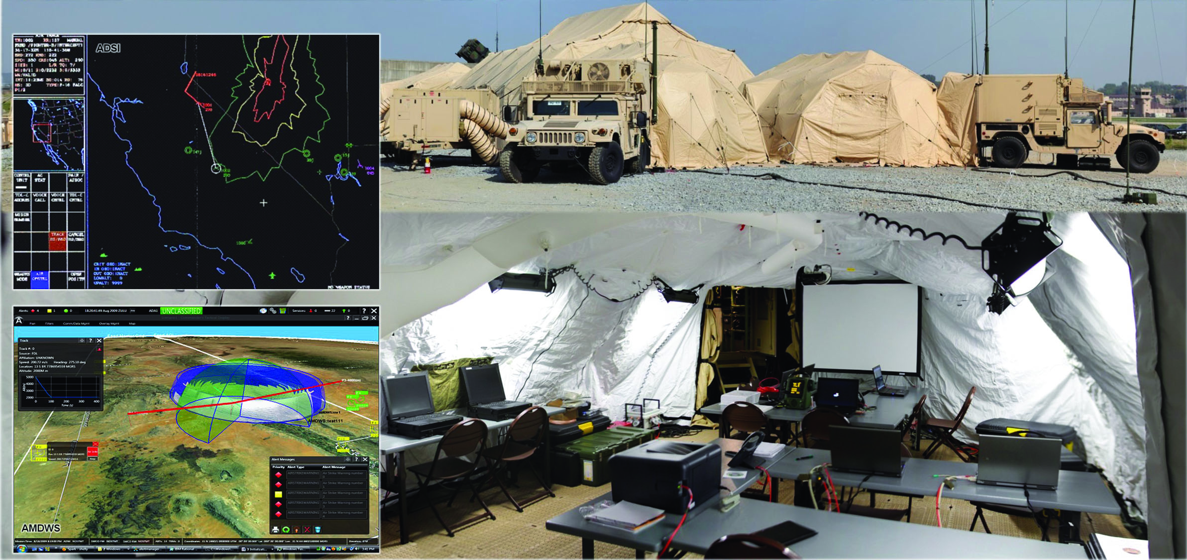 Air and Missile Defense Planning and Control System (AMDPCS)