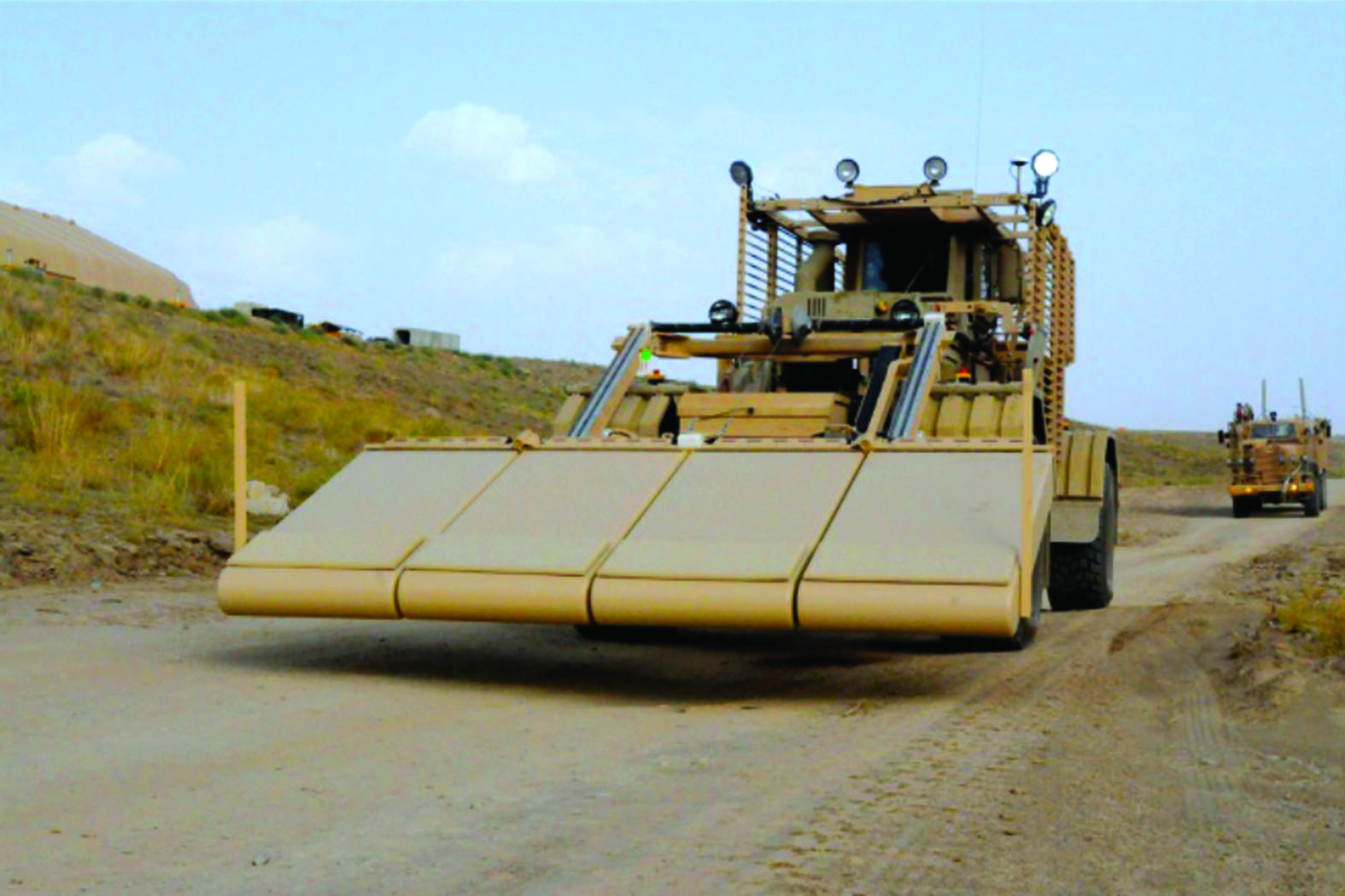 Husky Mounted Detection System (HMDS)