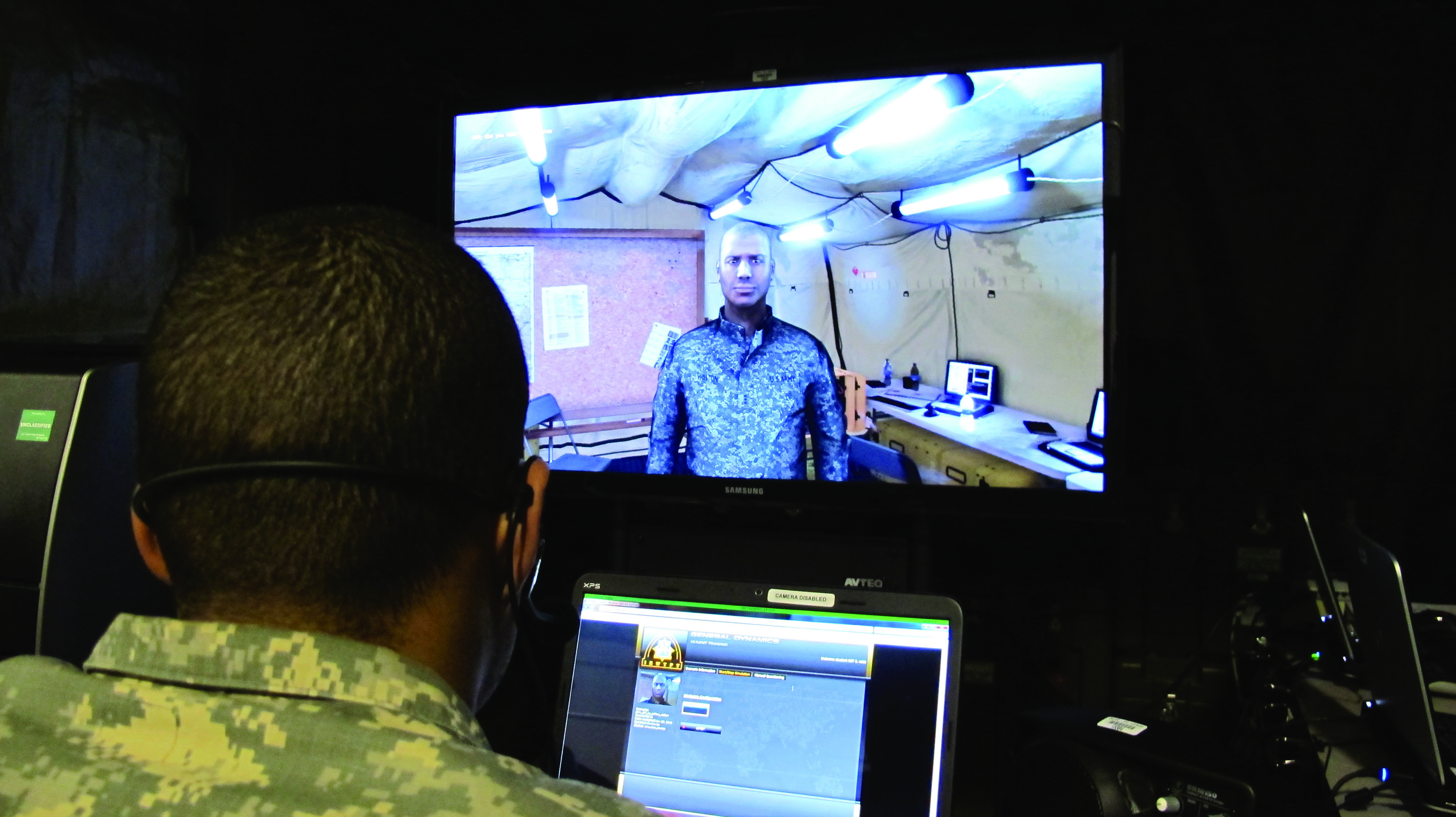 Intelligence Electronic Warfare Tactical Proficiency Trainer (IEWTPT)