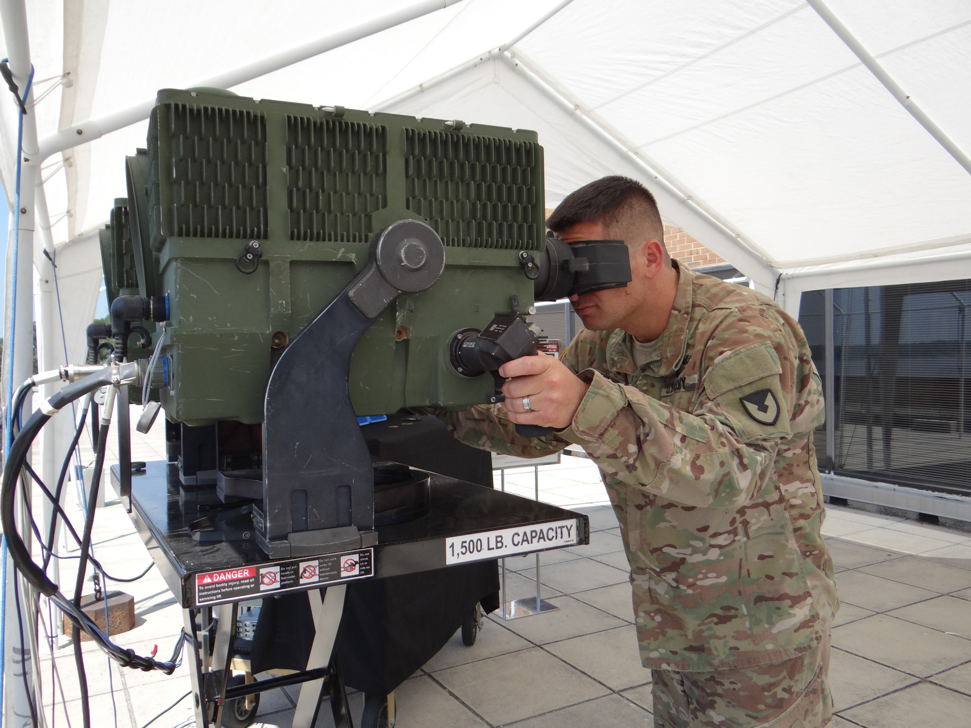 A NEW WAY OF LOOKING DOWNRANGE