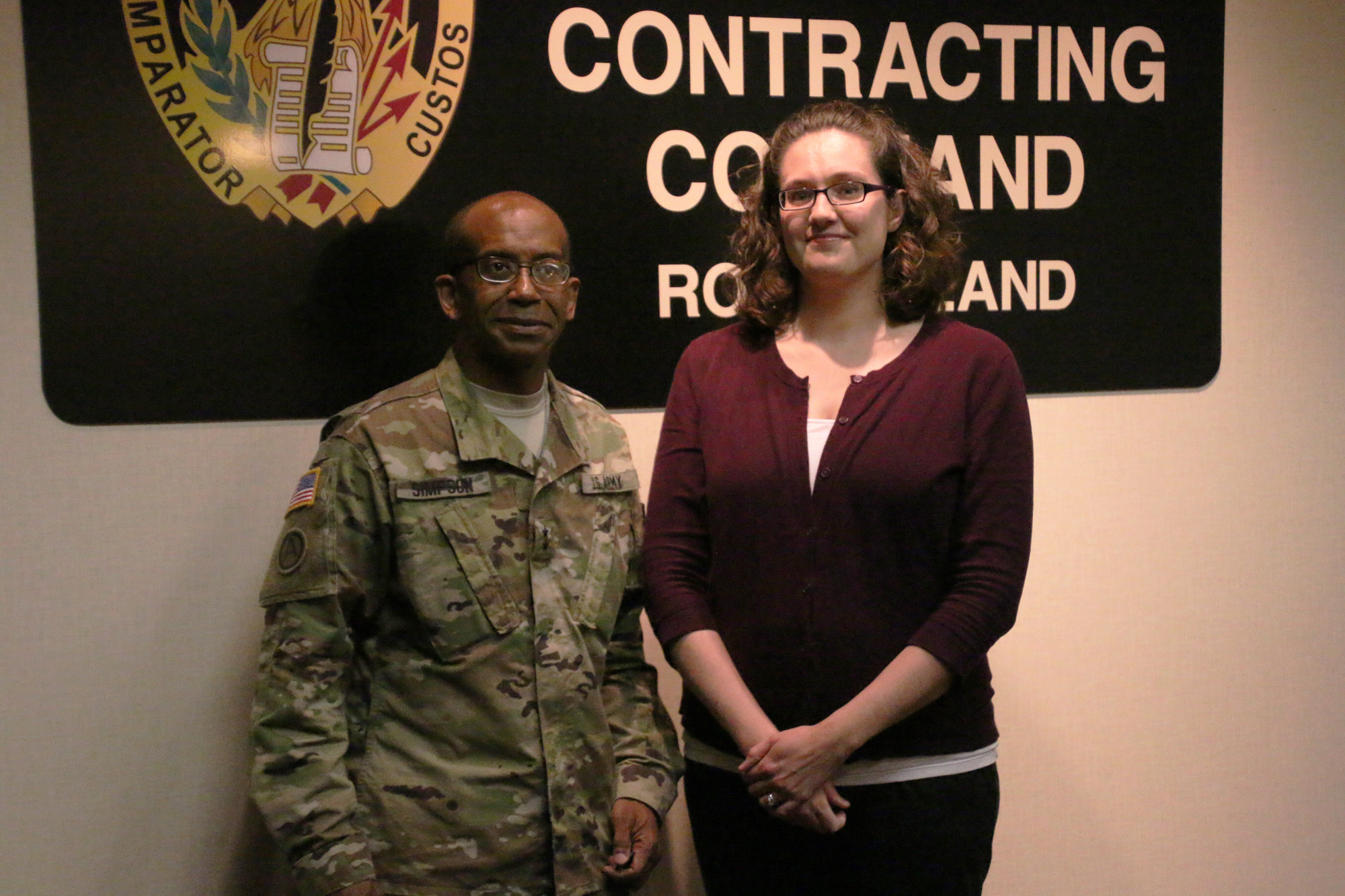 Faces of the Force: Ms  Kristy Tierney - USAASC