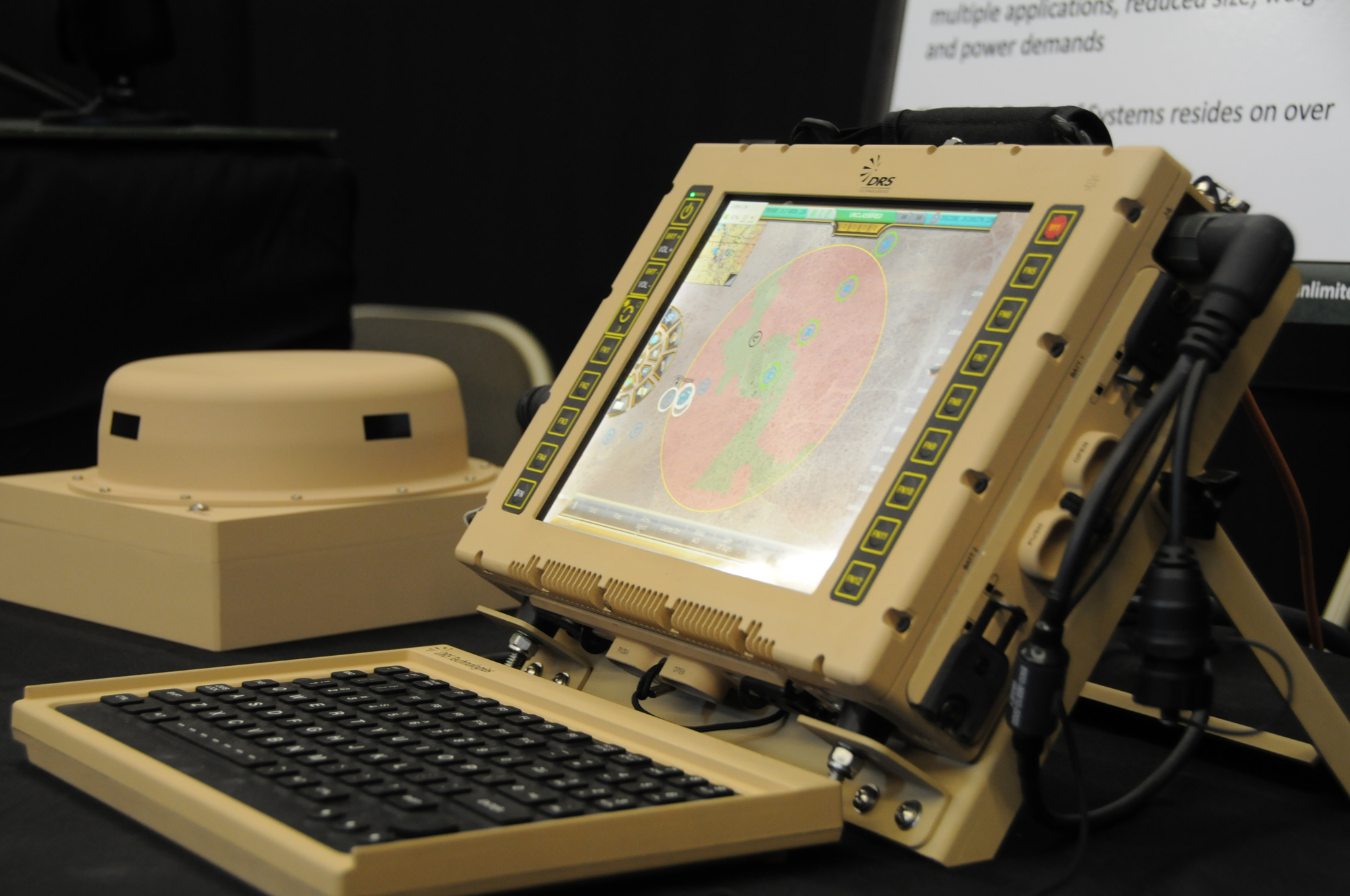 AFATDS, a joint and coalition forces fire support command and control system, is transitioning into the standard Army supply system used for weapon system repairs.