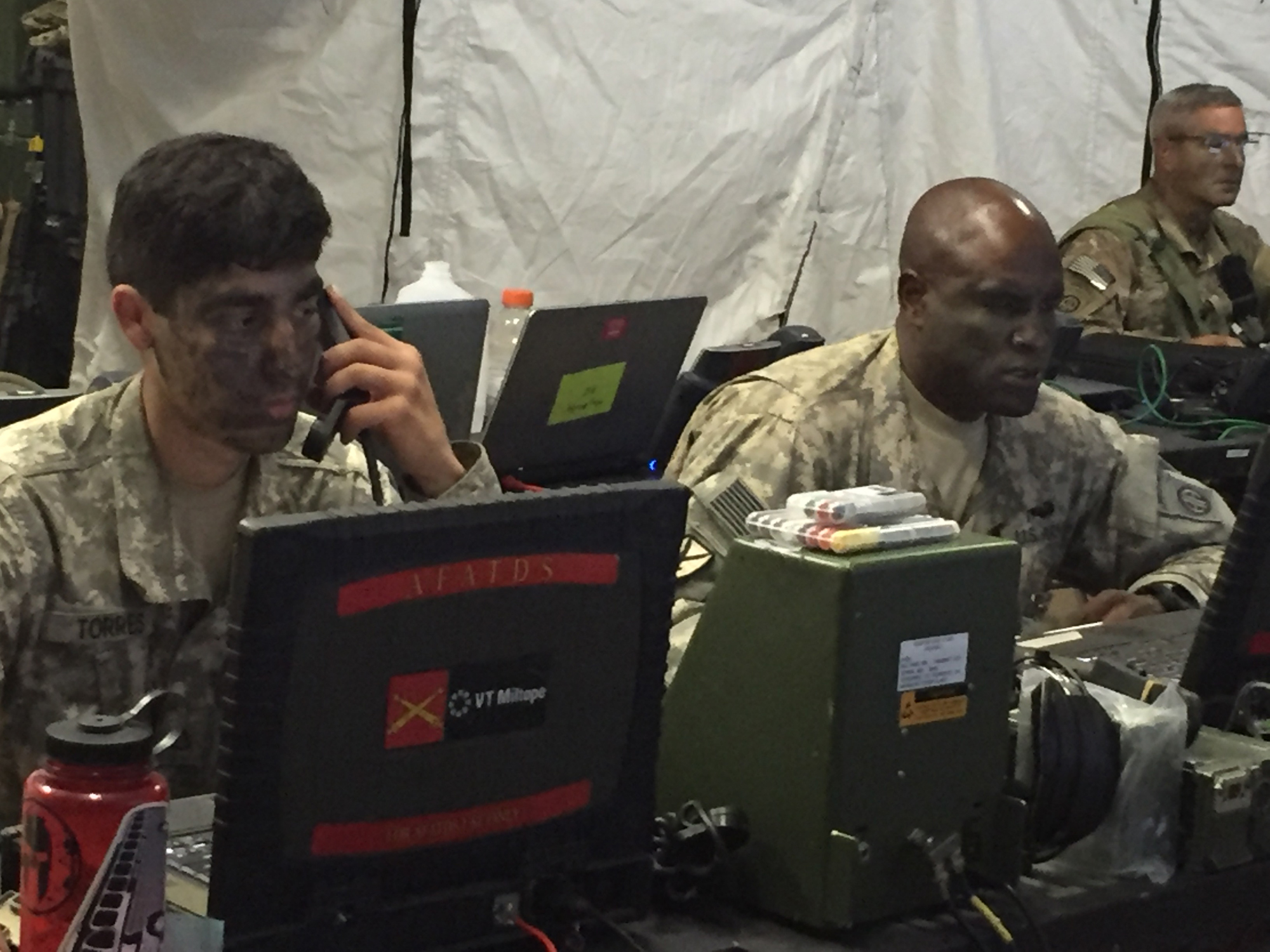 The Army's well-established supply support and depot repair model is now being replicated for JBC-P, the Army's command and control and situational awareness capability.