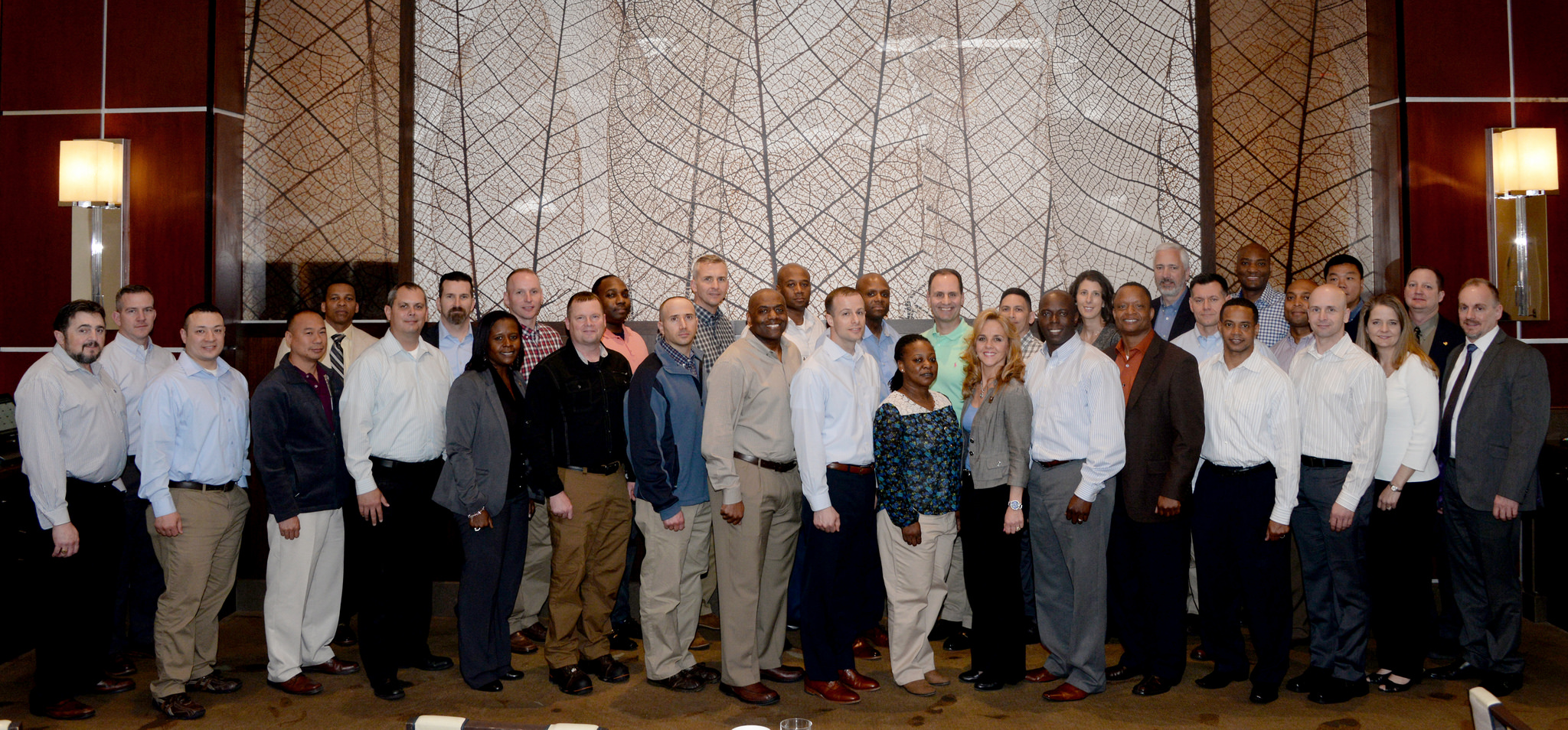 In April, 35 leaders from across the Army acquisition community participated in the fifth AALPC in Arlington, Virginia.