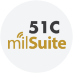 51C milSuite group CAC enabled