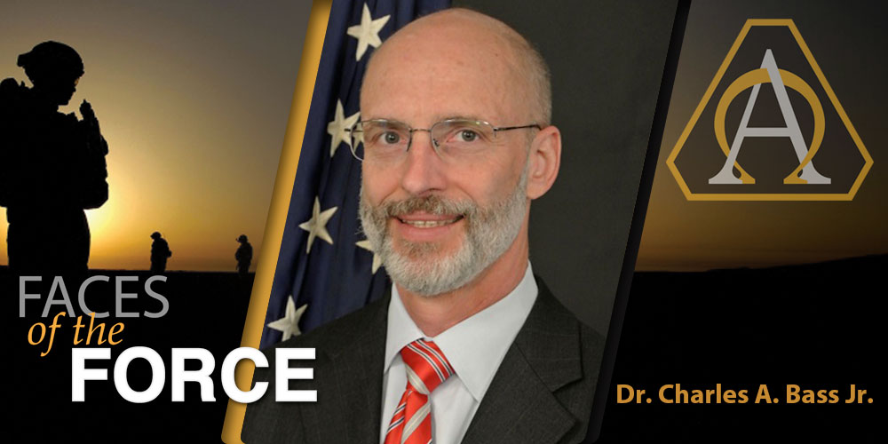 Faces of the Force: Dr. Charles A. Bass Jr.