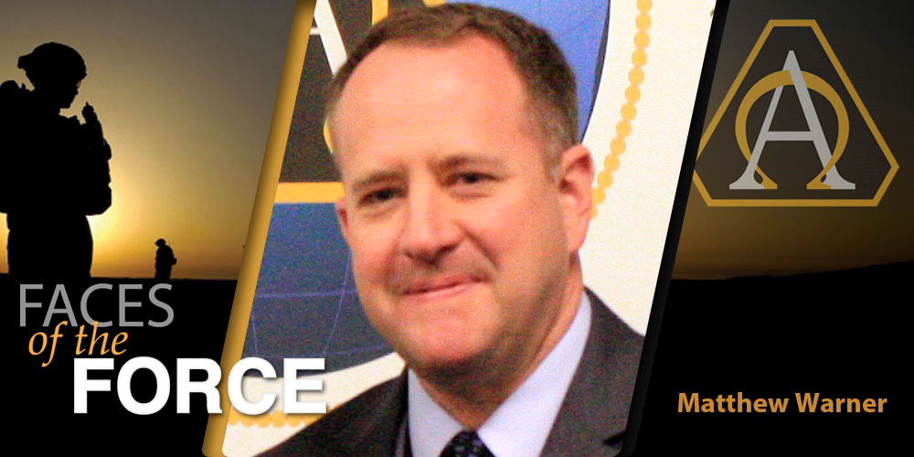 Faces of the Force: Matthew Warner