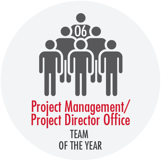 Button - Project Management/Project Director Office Team (O6 level)