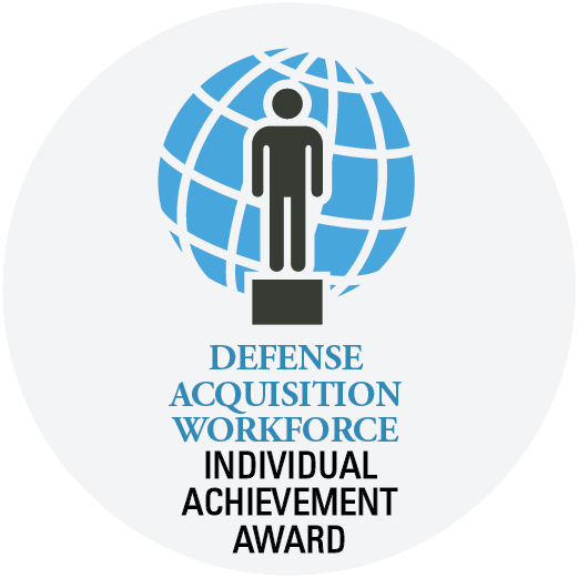 Button - Acquisition Workforce Achievement Award
