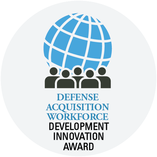 Button - Acquisition Workforce Development Innovation Award