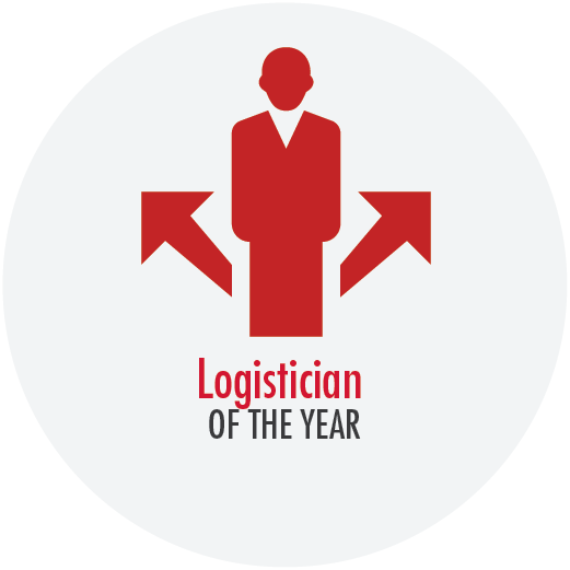 Button - Logistician of the Year