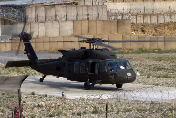 Black Hawk Utility Helicopter —  UH/HH-60