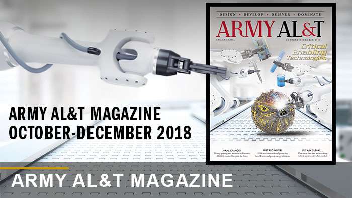 Link to Army AL&T magazine page