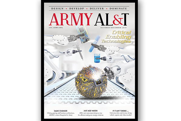 Button - Army ALT emagazine