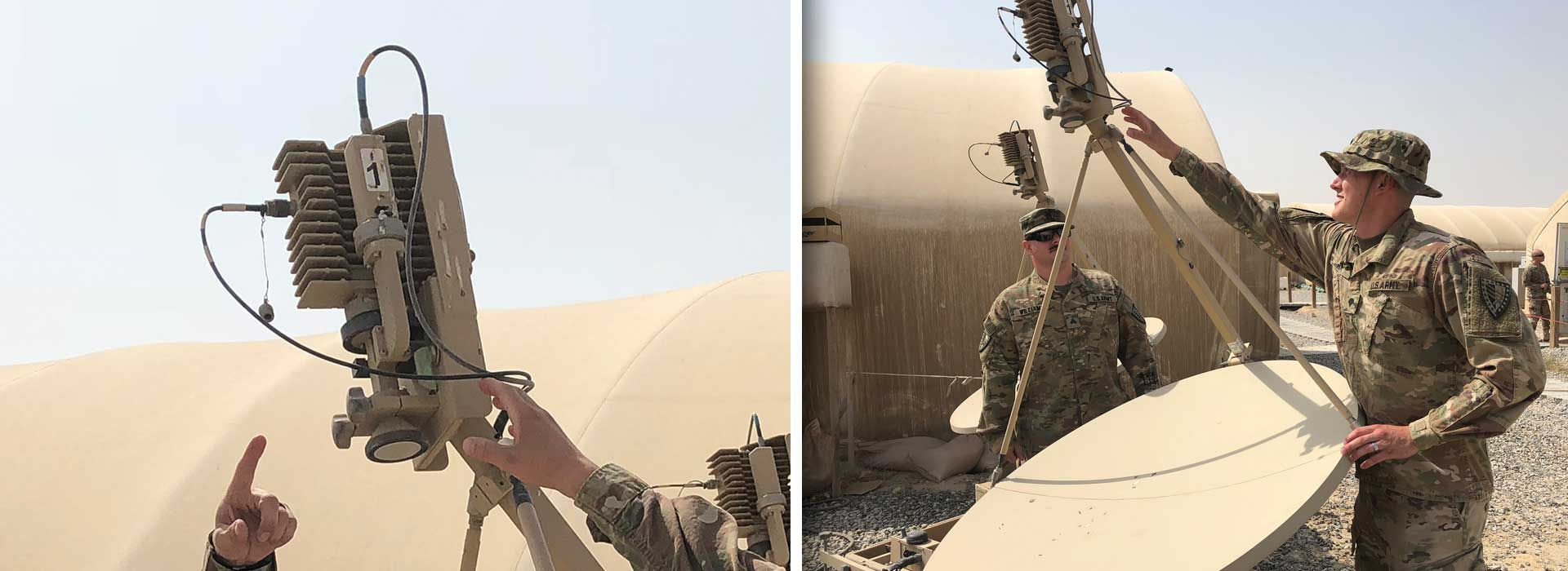 Combat Service Support Communications (CSS Comms)