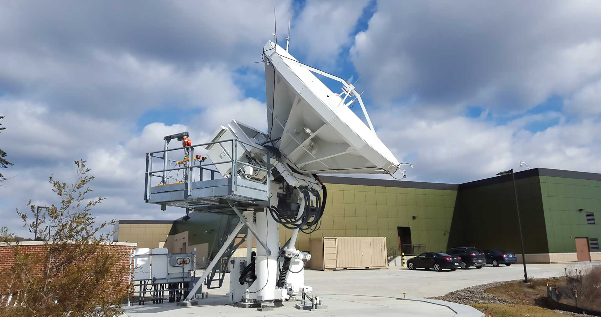 Defense Enterprise Wideband SATCOM System (DEWSS)