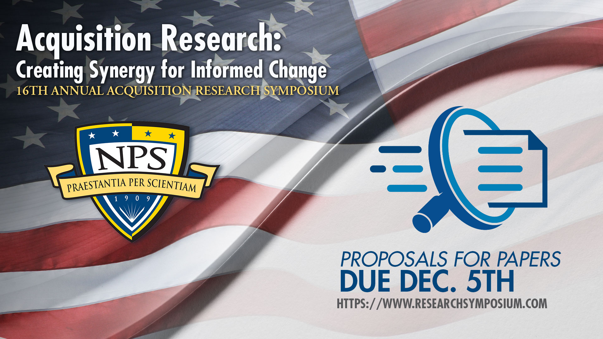 nps acquisition research symposium wants your ideas usaasc