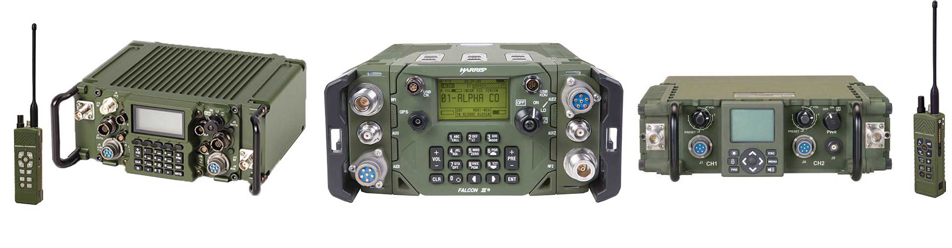 Handheld, Manpack and Small Form Fit (HMS) radios - USAASC