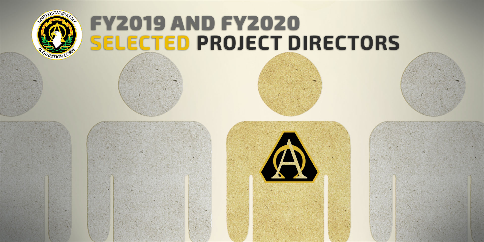 Project Directors for Fiscal Years 2019 and 2020