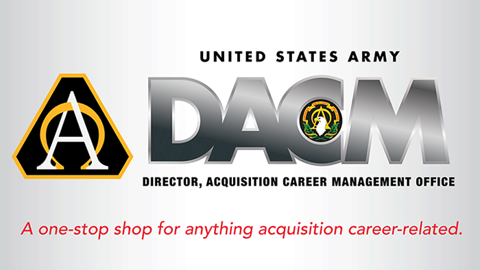 Button - U.S. Army DACM Office