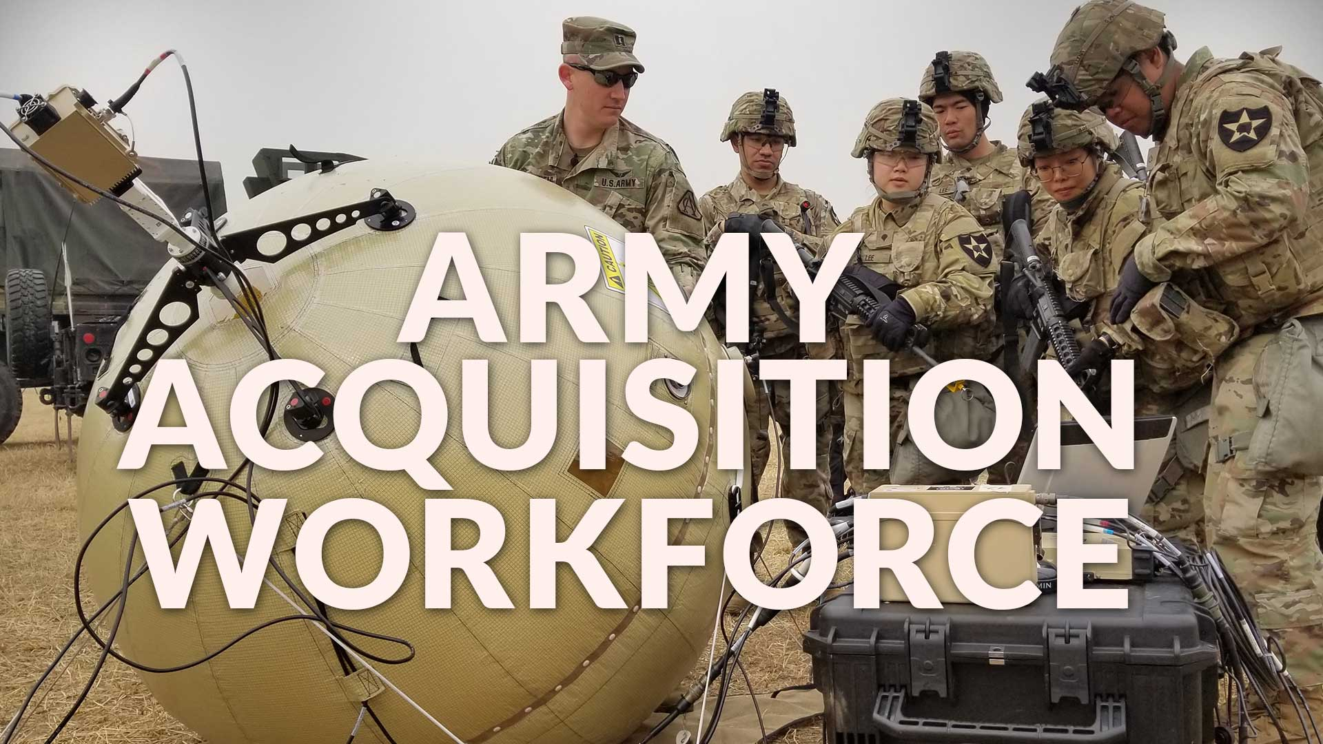 Army Acquisition Workforce