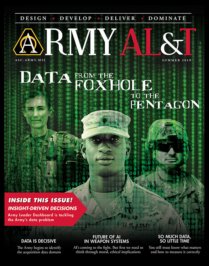 Army AL&T Summer issue