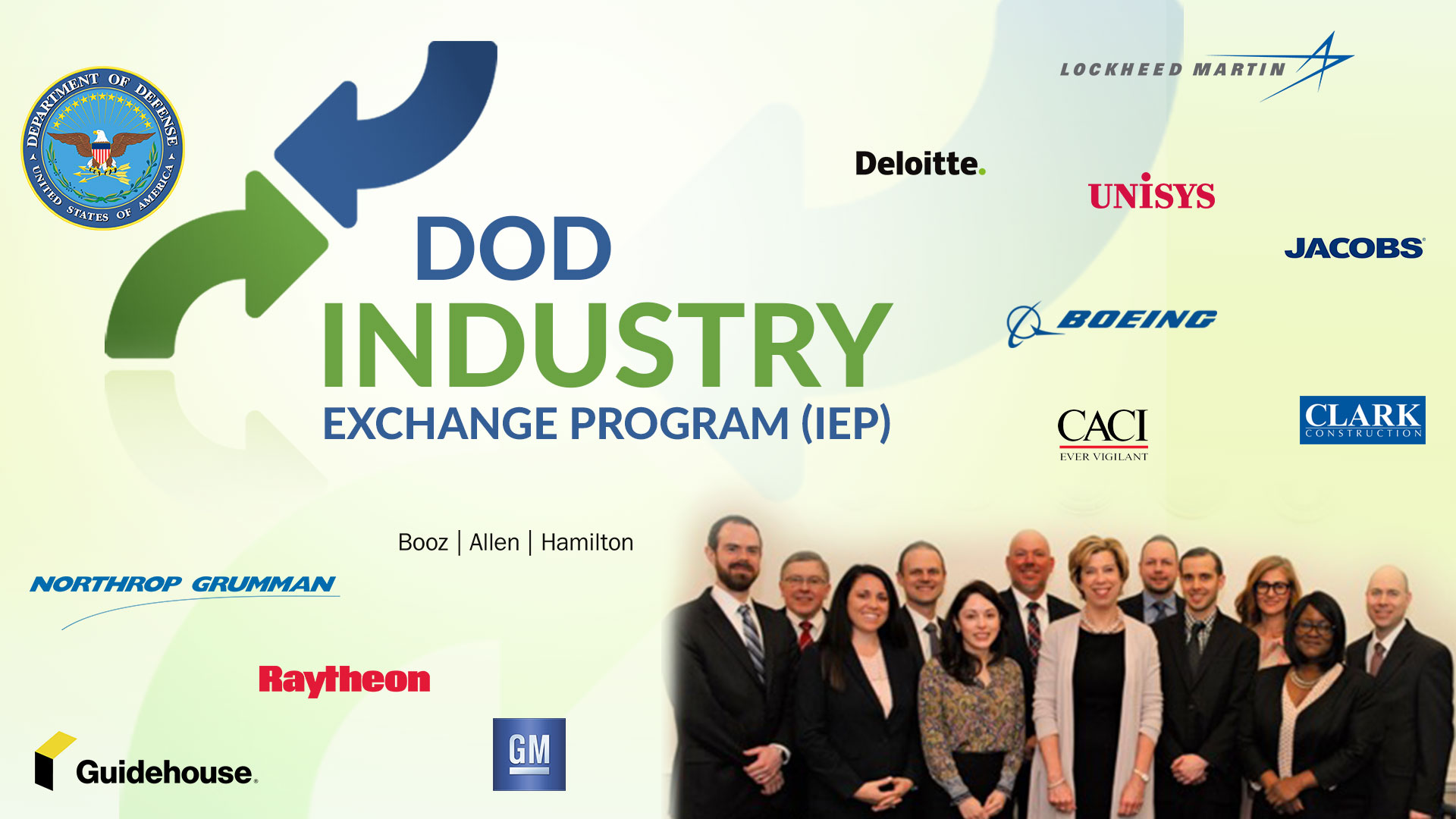 DOD Acquisition Industry Exchange Program