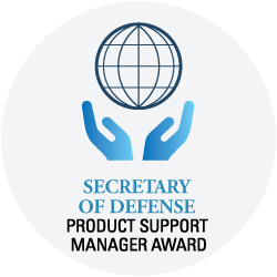 Secretary of Defense Product Support Manager Award