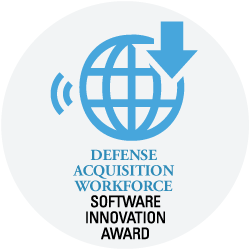 Defense Acquisition Workforce Software Innovation Award
