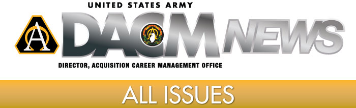 DACM News all issues
