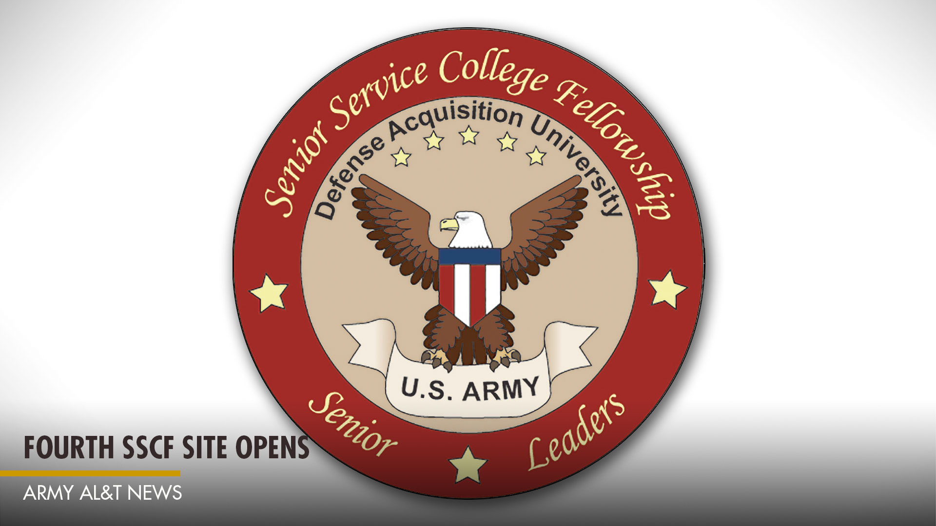 Fourth SSCF site opens, Army AL&T News article