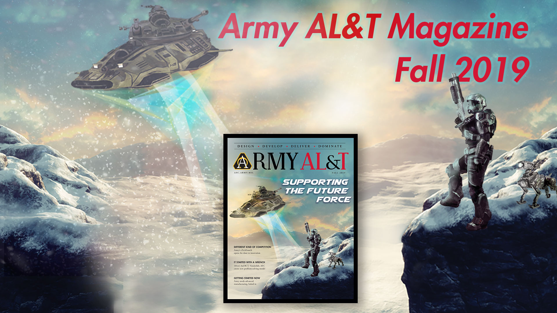 Army AL&T Fall issue