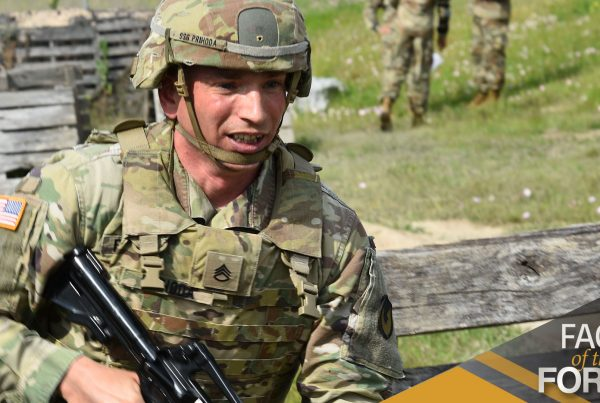 Faces of the Force: Staff Sgt. Charles Prihoda