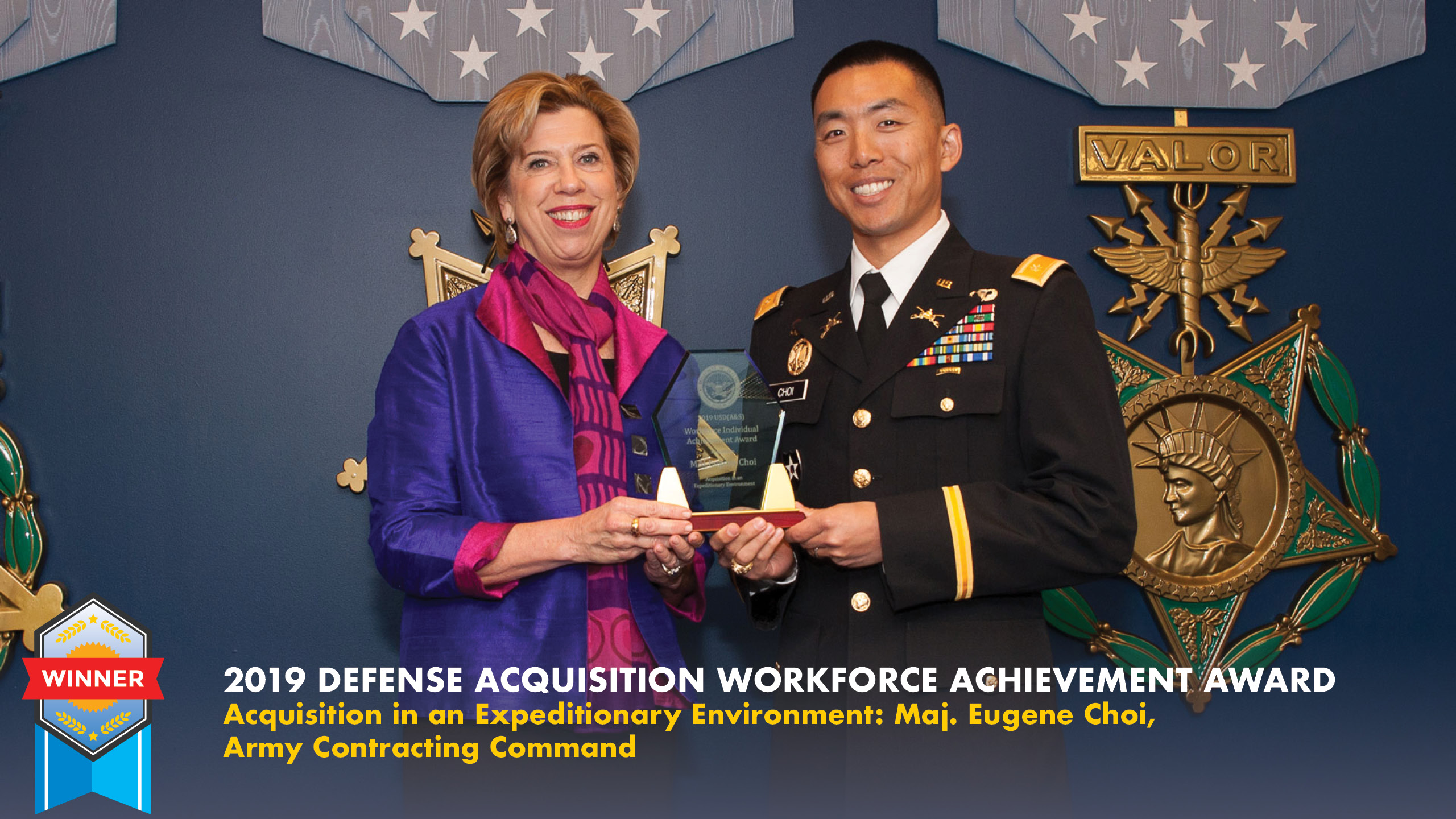 Acquisition in an Expeditionary Environment Winner
