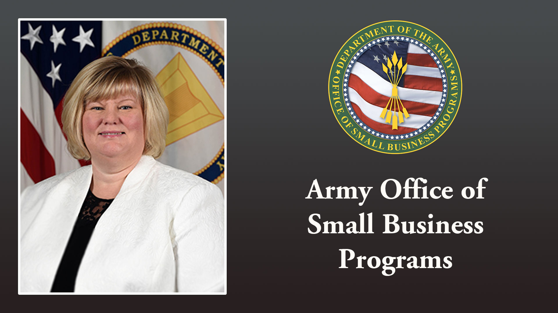 Army Office of Small Business Programs