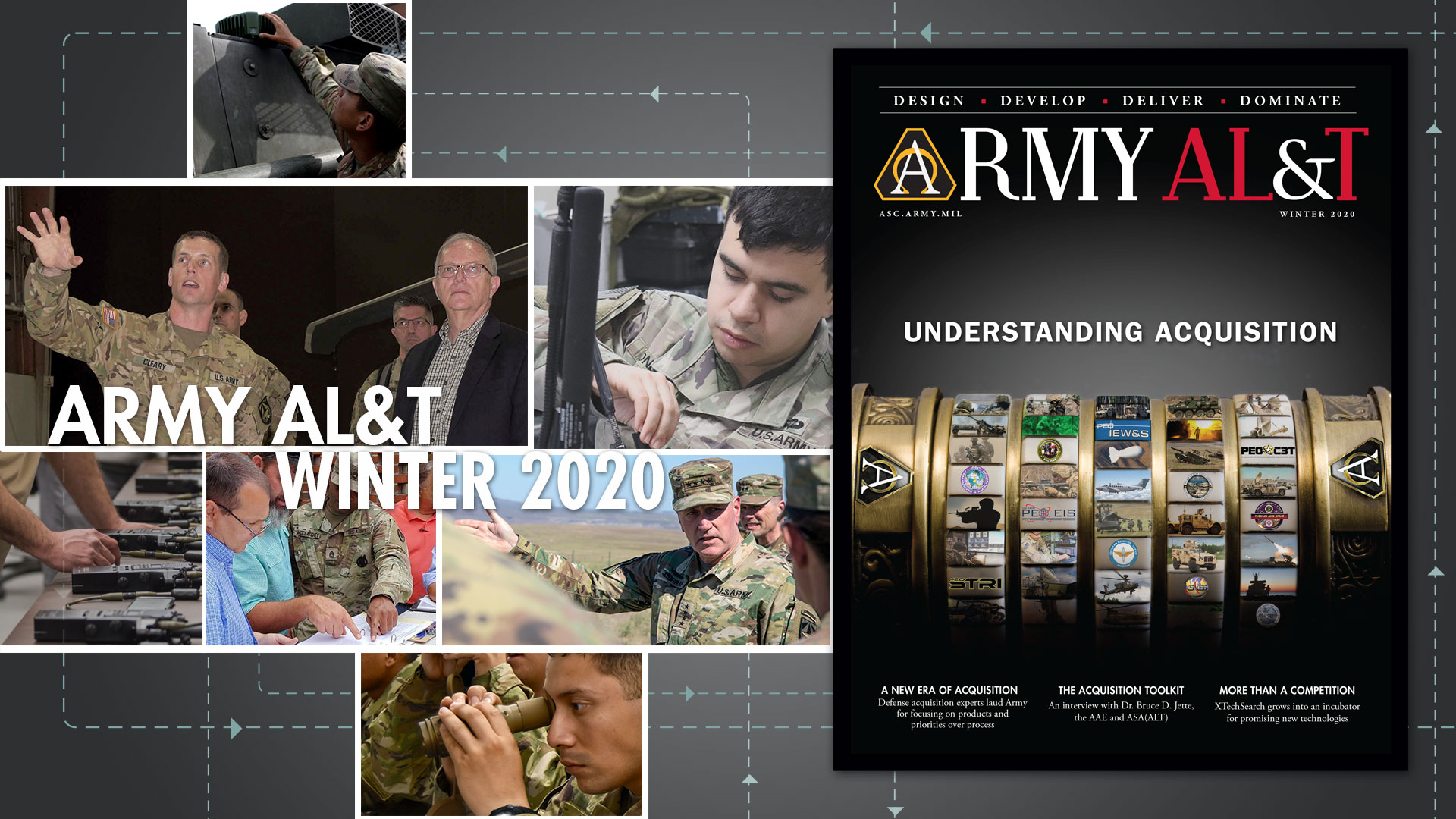 Army AL&T Winter 2020