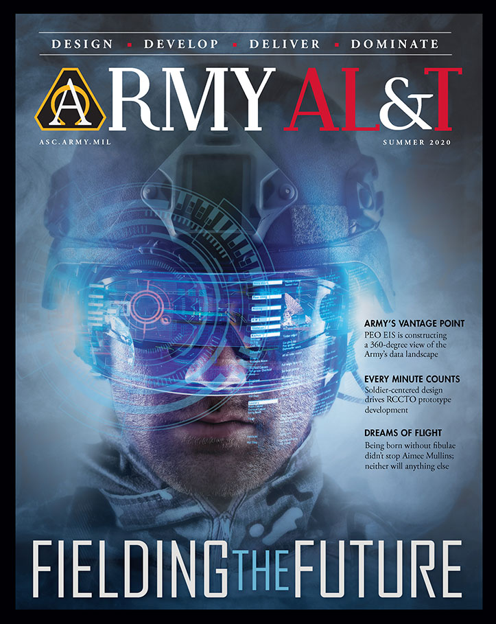 Army AL&T Magazine