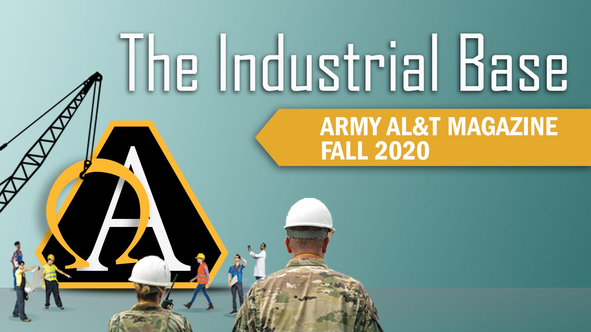 Fall 2020 Army AL&T Magazine