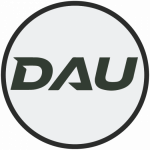 DAU graphic button leading to the external DAU website