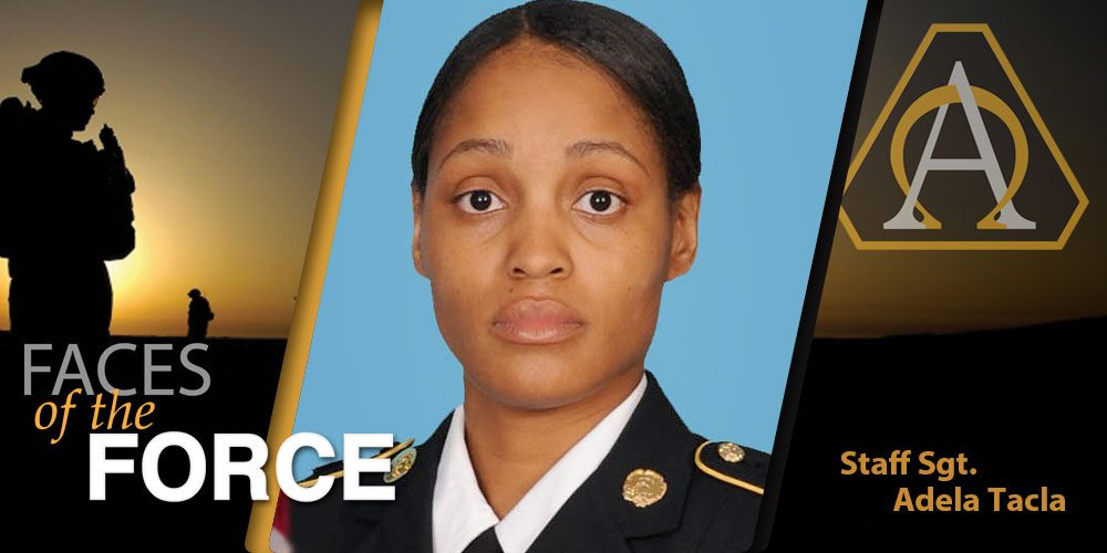 Faces of the Force: Staff Sgt. Adela Tacla
