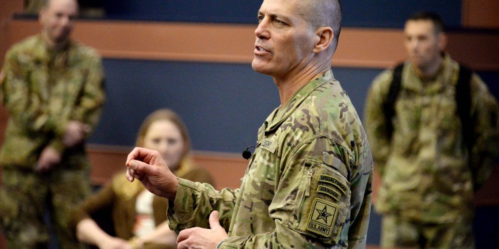 Ostrowski outlines Army's plan to streamline acquisition